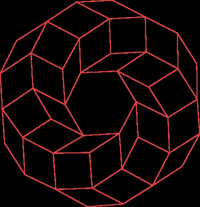 Articulate-Symbol-Red